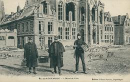 BE DIXMUDE  / L'hôtel De Ville  / - Diksmuide