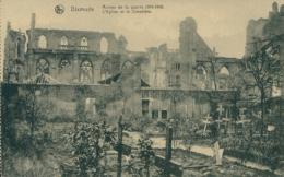 BE DIXMUDE  / L'église Et Le Cimetière / - Diksmuide