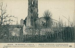 BE DIXMUDE L'église De Voordschoot / - Diksmuide