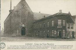BE DIXMUDE / Eglise Des Pères Récollets / - Diksmuide