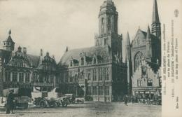BE DIXMUDE / Auto Mitrailleuse Sur La Place De Furnes / - Diksmuide