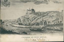 BE FLEMALLE / Chokier Au XVI ème Siècle / - Flémalle