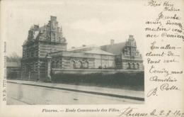 BE FLEURUS / Ecole Communale Des Filles / - Fleurus