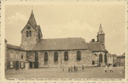 BE FLEURUS / Eglise Saint Victor / - Fleurus