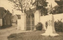 BE FLOBECQ  / Monument Arthur Dubois / - Flobecq - Vloesberg