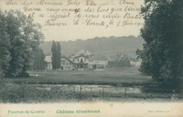 BE FOURON LE COMTE  / Château Altenbronk / - Voeren