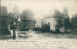 BE FOURON LE COMTE  / Château D'Otegraven / - Voeren