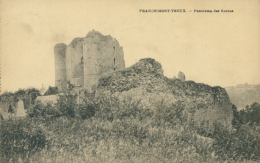 BE FRANCHIMONT / Franchimont-Theux  Panorama Des Ruines / - Philippeville