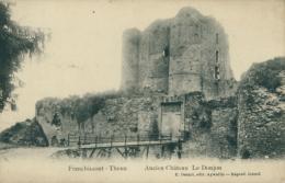 BE FRANCHIMONT / Franchimont-Theux  Ancien Château Le Donjon  / - Philippeville