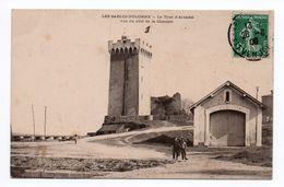 LES SABLES D'OLONNE (73) - LA TOUR D'ARONDEL VUE DU COTE DE LA CHAUME - France