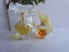 Miniature Parfum Nina Ricci - Miniature Bottles (without Box)
