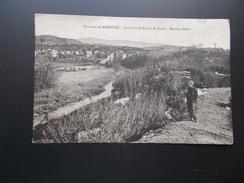 MORESTEL  Lac Et Moulin De La Roche Années 20 - Morestel
