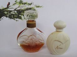 Miniature Parfum Nina Ricci - Vintage Miniatures (until 1960)