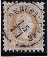 Levant Autrichien N°5 - Impression Fine - Oblitéré - TB - Oriente Austriaco