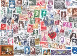 T VRAC - France, 3000 Timbres TOUS DIFFÉRENTS - Stamps