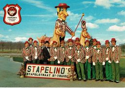 SINT-TRUIDEN- STAPELINO'S-KARNAVAL-CARNAVAL - Sint-Truiden