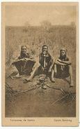 Fumadores De Liamba Opium Smoking Loanda Angola - Angola