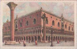 Venezia. Palazzo Ducale. Illustratore - Venezia