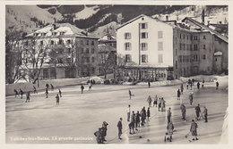 Loeche-les-Bains - La Grande Patinoire Avec Curling - 1930      (P-69-50210) - VS Valais