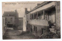 SILLE LE GUILLAUME (72) - MAISON DU XVème SIECLE SUR LE TERRE - Sille Le Guillaume