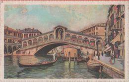 Venezia. Ponte Di Rialto. Illustratore - Venezia