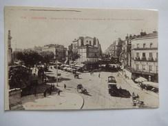 CPA (31) - TOULOUSE - CARREFOUR DE LA RUE D'ALSACE LORRAINE ET DU BOULEVARD DE STRASBOURG -  BR3667 - Toulouse