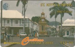 St Kitts & Nevis : STK-11 C. THE CIRCUS . - St. Kitts & Nevis