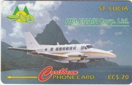 St Lucia : SLT-15 A  . HELENAIR  . - Sainte Lucie