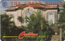 St Lucia : SLT-17 B. GREAT HOUSE  . - Saint Lucia