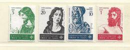 ORDRE DE MALTE  ( EUODM - 1 )  1967  N° YVERT ET TELLIER  N° 19/22  N** - Malta (la Orden De)