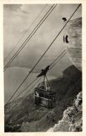 A 8309 - Annecy (74) Telepherique Du Veyrier Du Lac     L'Arrivée - Veyrier