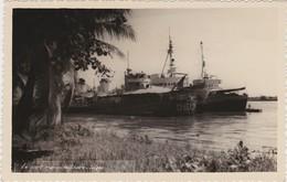 INDOCHINE VIET NAM SAÏGON  Le Port De Marine Militaire - Guerres - Autres