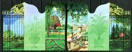 France BF 62 - Jardins De France  - Avec Gomme Et Belle Oblitération Ronde - 1/4 De Cote - Oblitérés