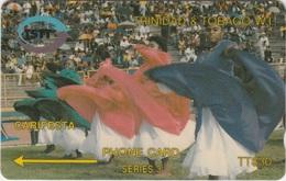 """Trinidad & Tobago : T&T-9A . """" CARIFESTA  """" - Trinidad & Tobago"""