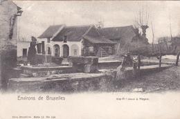 Environs De Bruxelles - Vie De Ferme à Meyse - Nels, Bruxelles Série 11 N° 148 - Meise
