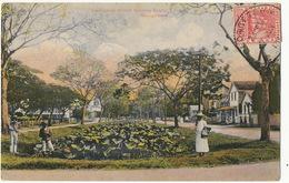 Guyana British Guyana Georgetown Carmichael Street P. Used Stamped To Lisieux Edit The Argosy Demerara - Autres