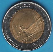 ITALIA 500 LIRE 1983 KM# 111 - 1946-… : República
