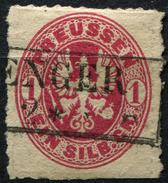 Preußen Michel 16 Gestempelt ENGER 2 * (1-363) - Preussen