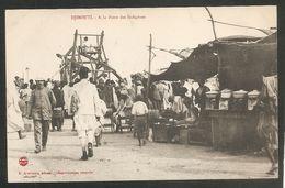 DJIBOUTI. - A La Foire Des Indigénes - Djibouti