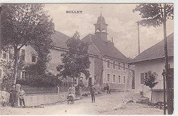 Bullet - Centre Village Animée       (A-49-141230) - France