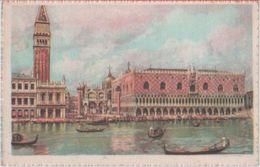 Venezia. Panorama Dal Mare. Illustratore - Venezia (Venice)