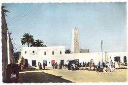 Cpsm Algérie - Ghardaia - Le Minaret - Algérie