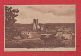 Larchant  -  Vue Générale - France