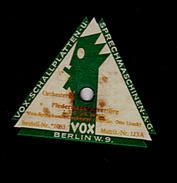 78 T - 30 Cm. - état M - VOX BERLIN - ORCHESTRE - Voir étiquettes - 78 Rpm - Schellackplatten