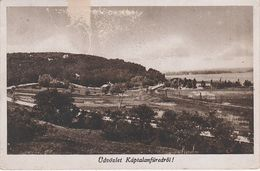 AK Üdvözlet Kaptalanfüredröl Kaptalanfüred Balatonalmadi Plattensee Balaton A Alsoörs Ungarn Hungaria Hungary Hongrie - Ungarn