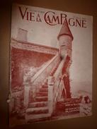 1925 VIE à La CAMPAGNE:Au Château De LOUBRESSAC;Faut-il Coloniser Au MAROC ; Les Chèvres;Chevaux;Art-Déco;etc - Livres, BD, Revues