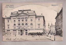 CPA - Budapest (Hongrie) - Budai Vigado - Ofner Redoute - Hungary