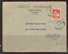 PERFIN 'CL' = Credit Lyonnais 1932 > Toulouse (a105) - Algérie (1924-1962)