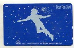 TK19671 JAPAN - 110-011 Peter Pan Card - Comics