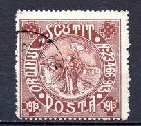 RUMANIA.  AÑO 1913. FRANQUICIA  Yv  1 (USED) - Franquicia